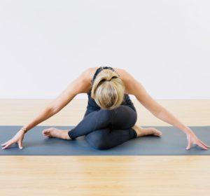 Yin Yoga Energy Moves